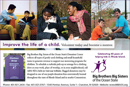 Big Brothers Big Sisters of the Ocean State