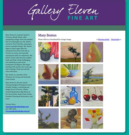 Gallery Eleven Fine Art
