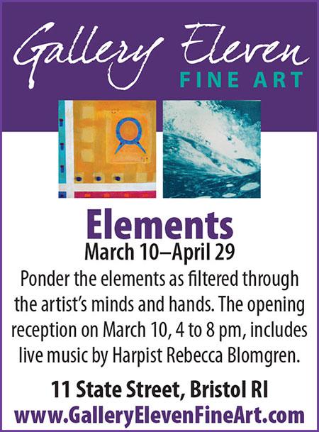 Gallery Eleven Fine Art Ad