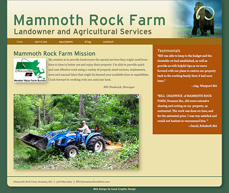 Mammoth Rock Farm