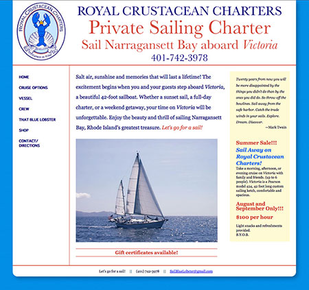 Royal Crustacean Charters