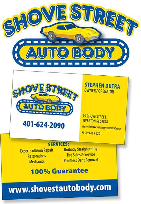 Shove Street Auto Body